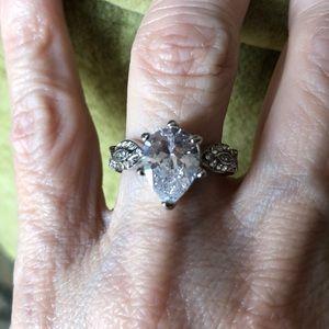 Jewelry - GLAMOROUS CZ RING, 5